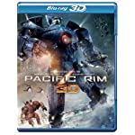 [US] Pacific Rim (2013) [Blu-ray 3D + DVD + UltraViolet]