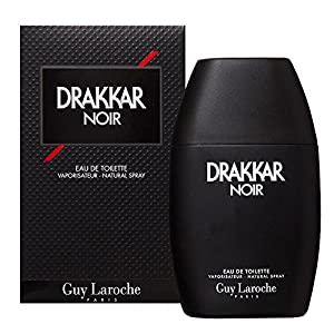 Drakkar Noir By Guy Laroche For Men. Eau De Toilette Spray 6.7 Ounces