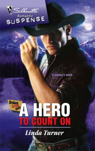 Image of A Hero To Count On (Silhouette Romantic Suspense)