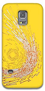 The Racoon Lean Impact hard plastic printed back case / cover for Samsung Galaxy S5 Mini