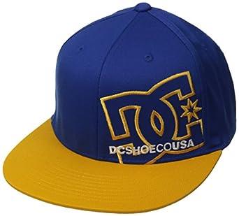 DC Men's Franchise Hat, Nautical Blue, Small/Medium