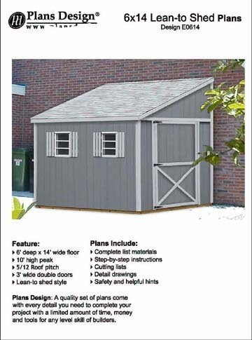 storage shed plans do it yourself weekend woodworking