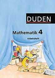 """Duden Mathematik - Grundschule - Östliche Bundesländer und Berlin: 4. Schuljahr - Arbeitsheft: Mit Lernstandserhebungen """"Spitze in Mathematik"""""""