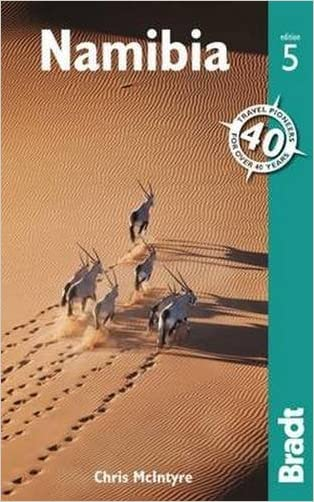 Namibia (Bradt Travel Guide Namibia)