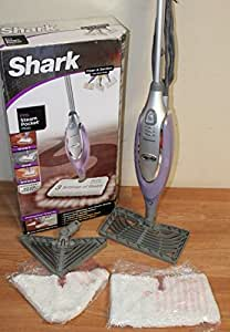 Amazon Com Shark Professional Steam Pocket Mop 3 Quick