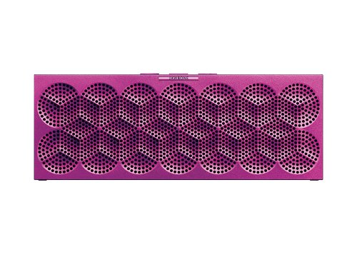 Jawbone Mini JAMBOX Wireless Bluetooth 4.0 Speaker - Purple Snowflake Black Friday & Cyber Monday 2014
