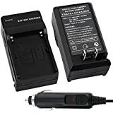 niceEshop(TM) NP-FM50 Np-f330 Np-530 Np-f550 Np-f570 Np-f730 Np-f750 Battery Home Travel Charger