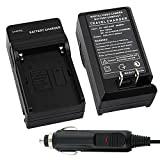 Brand New Np-f330, Np-530, Np-f550, Np-f570, Np-f730, Np-f750 Battery Home Travel Charger w/ Car Adapter for Sony Digital Camera & Camcorder