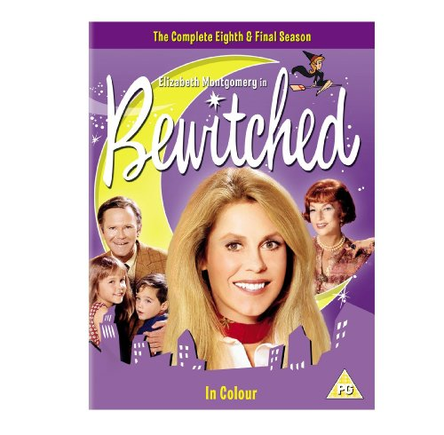 Bewitched - Season 8 [4 DVDs] [UK Import]