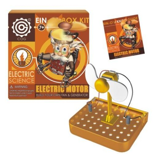 Ein-O'S Electric Motor Box Kit