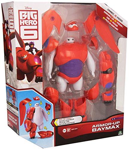 Giochi Preziosi - Big Hero 6, Baymax Armor Up Trasformabile