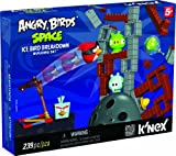 K'Nex Angry Birds Space Ice Bird Breakdown