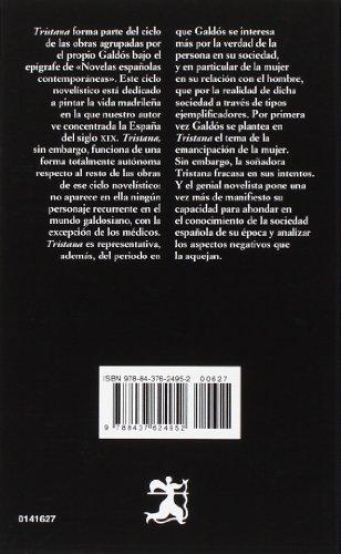 Illuminazione Isabel Prezzo : Libro tristana di benito perez galdos