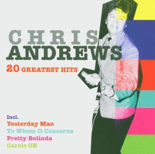 Chris Andrews - Pop Masters: Yesterday Man - Zortam Music