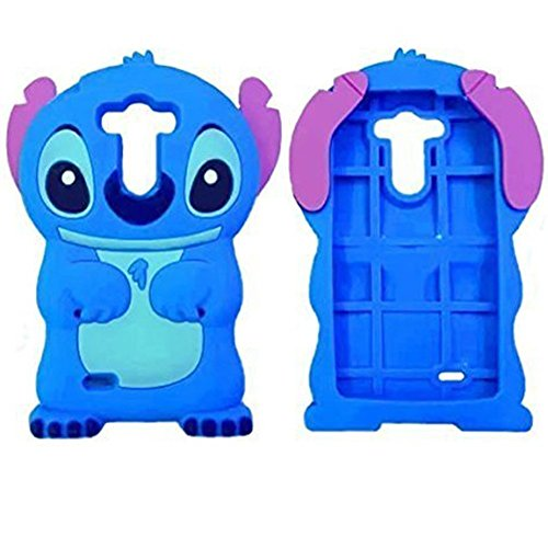 LG G Stylo/LG LS770/G4 Stylus/G4 Note Case, Anya 3D Cute Hot Sale Cartoon Animal Series Style Cartoon Soft Rubber Silicone Back Shell Case Cover Skin for LG G Stylo at Gotham City Store