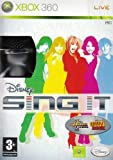 Disney Sing it Bundle w/ 1 Microphone (Xbox 360)