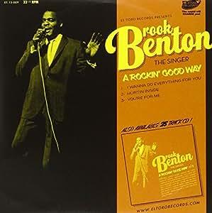Brook Benton the Singer & the Songwriter