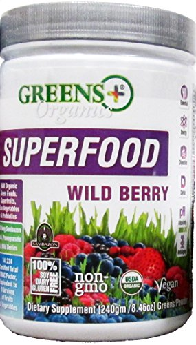 Green Superfood Supplements