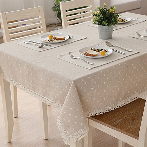 aihometm-linen-tablecloth-dining-table-cloth-covers-with-leno-white-daisies-lace-size-e140-x-140cm