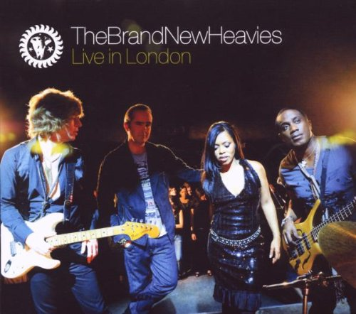 The Brand New Heavies - Live at Indigo 2, London - Zortam Music