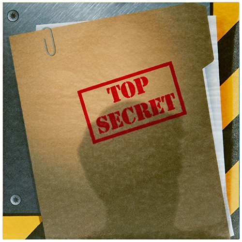 Secret Agent Lunch Napkins (20)