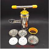 Kitchen Pasta Spaghetti Press Pates Machine Vegetable Fruit Juicer Pressing Machine (five Functions)
