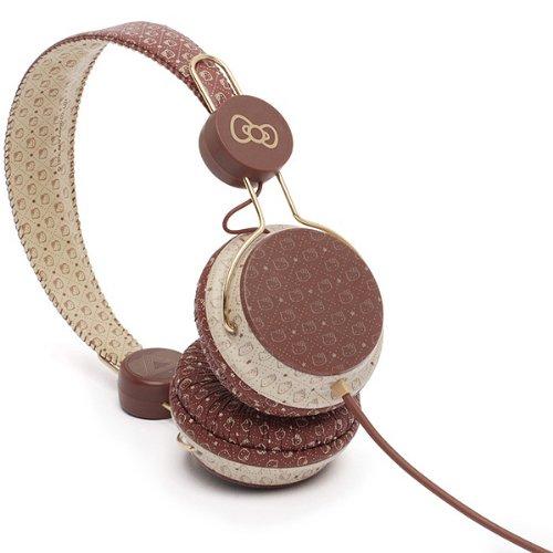 Hello Kitty ハロー キティー Headphone Classの写真01。おしゃれなヘッドホンをおすすめ-HEADMAN(ヘッドマン)-
