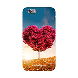 HomeSoGood The Tree Of Love Multicolor 3D Mobile Case For iPhone 6S (Back Cover)