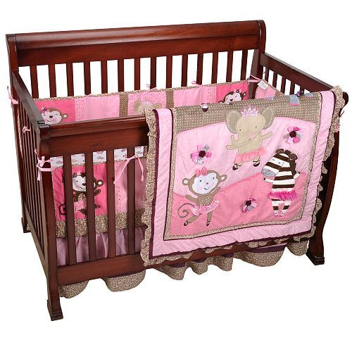 Summer Infant Tu Tu Cute 8-Piece Crib Bedding Set (Baby Crib Bedding Sewing Patterns compare prices)
