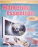 img - for Glencoe Marketing Essentials 3rd Edition 2002 Teacher Wraparound Edition The DECA Connection book / textbook / text book