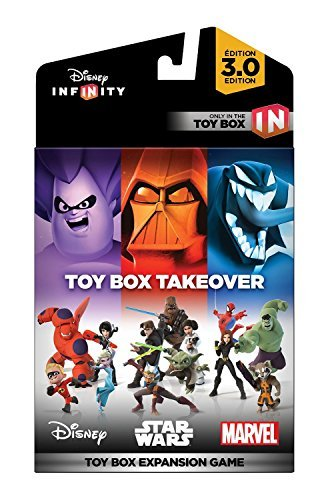 Infinity3.0 Toy Box Takeover