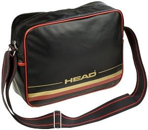 Head Ohio Flight Bag Travel Holdall - Black
