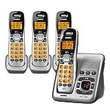 Uniden D1484-4 DECT 6.0 4-Handset Landline Telephone