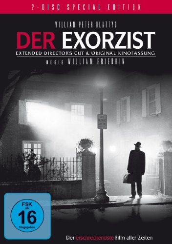 Der Exorzist (Special Edtion) - 2DVD - Original Kinofassung & Extended Director's Cut [Special Edition]