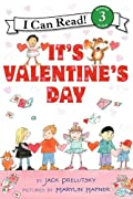 It's Valentine's Day! (I Can Read Book 3) by Jack Prelutsky cover image