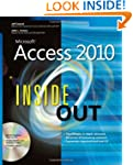Microsoft Access 2010 Inside Out Book...