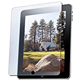 eForCity® Transparent Clear LCD Screen Protector Film Compatible With Apple® iPad® 16GB / 32GB / 64GB (Twin Pack)