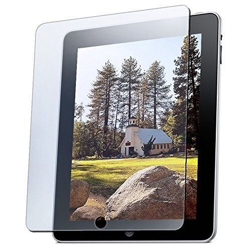 Eforcity 3X Reusable Lcd Screen Protector Film Compatible With Apple Ipad 16Gb / 32Gb / 64Gb