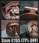 "Cyprinus Bronze 4.25"" diameter large..."