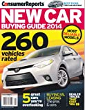 Consumer Reports New Car Buying Guide 2014