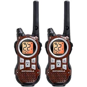 Motorola MR350RVP 2-Way FRS GMRS Radio, Value Pack by Motorola