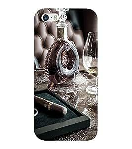 Mental Mind 3D Printed Plastic Back Cover For Iphone 5C - 3DIP5C-G35
