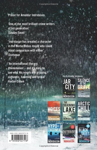 Strange Shores (Reykjavik Murder Mysteries 9)