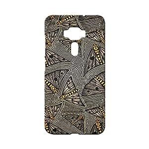 BLUEDIO Designer Printed Back case cover for Asus Zenfone 3 (ZE552KL) 5.5 Inch - G1578