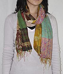 Charming Decorative Beautiful Scarves Stoles For Women