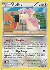 Pokemon - Audino (126/149) - BW - Boundaries Crossed