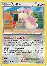 Pokemon - Audino (126/149) - BW - Boundaries Crossed