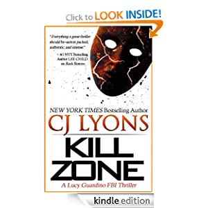 Kill Zone: A Lucy Guardino FBI Thriller (Lucy Guardino FBI Thrillers, Book #3)