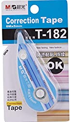 3 Pcs Imported M&G Correction Tape - 6 Mtr