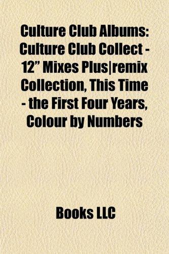 Culture Club Albums